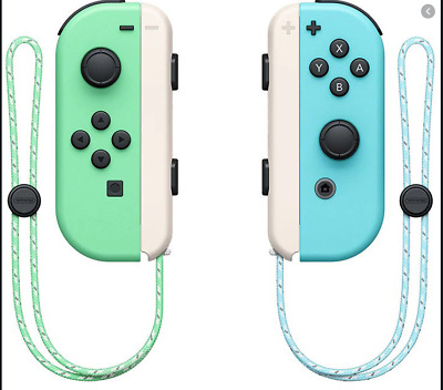 Official Nintendo Switch Joy-Con (L/R) Left/Right Wireless Controllers blue Red