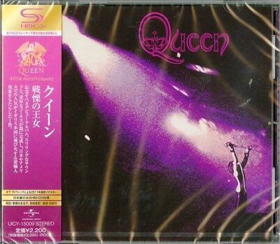 Queen-Queen [Regular Edition]-Japan Shm-Cd E50