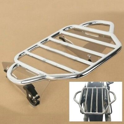 100% True 2 Up Tour Pak Pack Luggage Rack 4 Point Docking Kit For Harley Touring Electra Street Glide Road King Flht Flhx Fltr 2014-2018 Carrier Systems Automobiles & Motorcycles