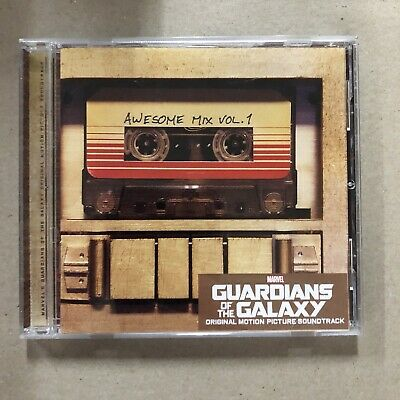 [CD] Guardians Of The Galaxy - Awesome Mix Vol. 1 (8731446)