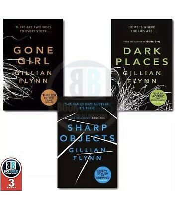 Gillian Flynn Complete Collection (3 books in 1) - PDF, ePub and mobi eB0ok