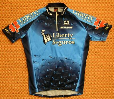 VTG NWT GIORDANA Cycling Jersey Old Bicycle Photos Large L Bike ... 683763594