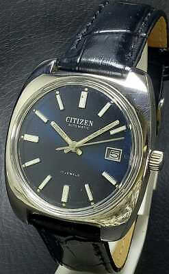 CITIZEN AUTOMATIC 21 jewels men's watch - $20 61 | PicClick