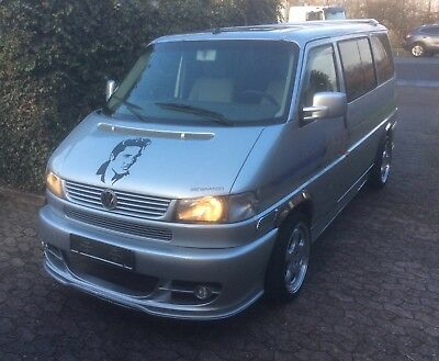 VW T4  Multivan–Generation