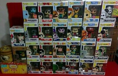 Funko Pop DISNEY  ! *CHASES,EXCLUSIVES & COMMONS * READ DESCRIPTION *