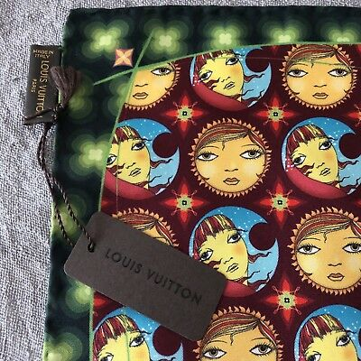 Box Fresh LOUIS VUITTON x OS GEMEOS Limited Edition Scarf 83,6x83,6cm