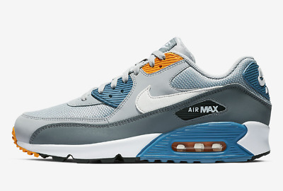 finest selection 4508c 7083e New BB Men s Nike Air Max 90 Essential (AJ1285-016) Wolf Grey