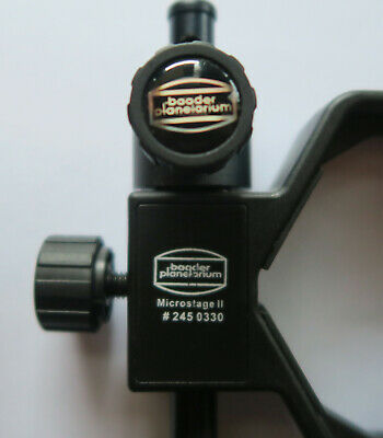 Baader Microstage II Digiscoping Adapter for Nature and Astro-photography