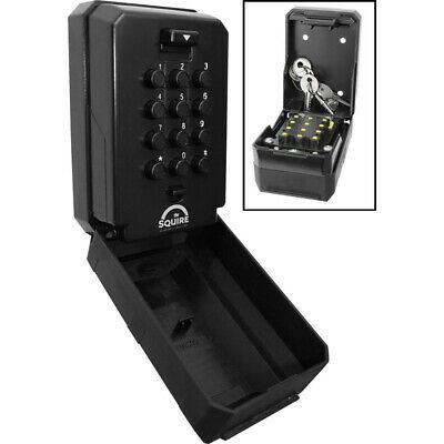 NEW Squire Push Button Key Safe UK SELLER, FREEPOST