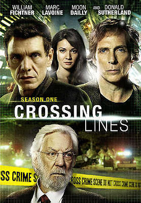Crossing Lines (DVD, 2014, 3-Disc Set)