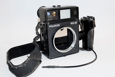 Polaroid 600 SE very used but functional.