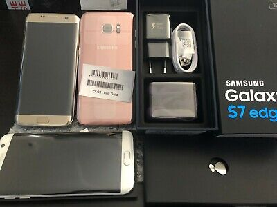 Samsung Galaxy S7 Edge G935F 32GB *Brand New Condition* All Colours - Unlocked