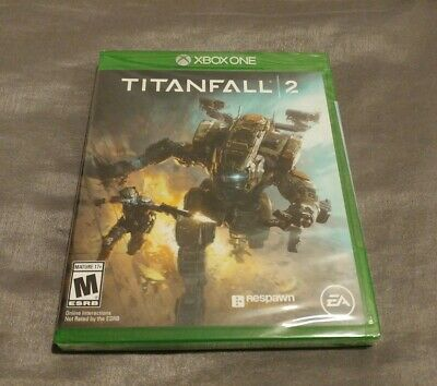 Titanfall 2 xbox one NEW/SEALED
