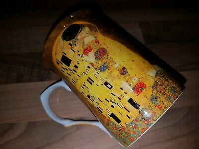 Gustav Klimt The Kiss China Mug