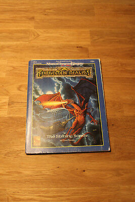 FR16 The Shinning South (AD&D 2nd ed Forgotten Realms)