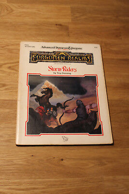 FRA1 Storm Riders (AD&D 2nd ed Forgotten Realms)