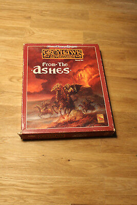 From the Ashes (AD&D 2nd ed Greyhawk)