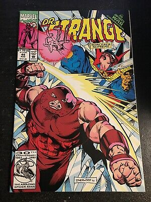 Dr.Strange,Sorcerer Supreme#44 Incredible Condition 9.4(1992) 1st Cyttorak App