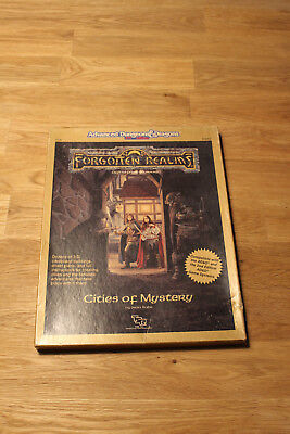FR8 Cities of Mystery (AD&D 2nd ed Forgotten Realms)