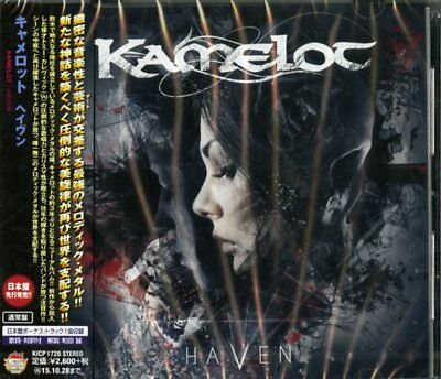 Kamelot-Poetry For The Poisoned-Japan Cd F75