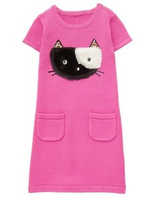 NEW Gymboree Girls Glitter Sunglasses Cat Top 4 6 7 8 10 12 14 Tails of The City