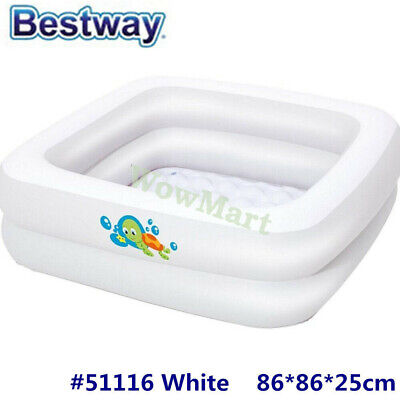 Bestway PVC Newborn Infant Inflatable Portable Baby Bath Tub Bathtub Vareis Size