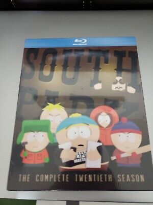 South Park Animated Comedy TV Series Complete  Twentieth season / BluRay