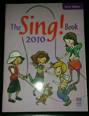 The Sing! Book 2010 Abc