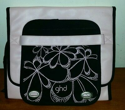 GHD Limited Edition Pink Heat-styling Travel Mat in good condition