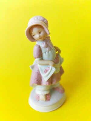 1990s Holly Hobbie Figurine by Summit Collection