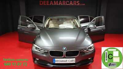 BMW Serie 3 320D EfficientDynamics Bi-XENON CUERO NAVI