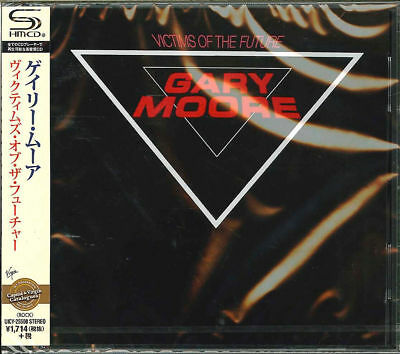 Gary Moore-Victims Of The Future-Japan Shm-Cd Bonus Track D50
