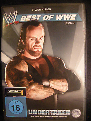 UNDERTAKER - (Best of WWE-Band 4 - DVD)