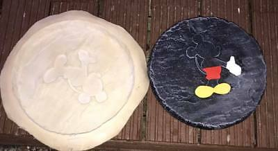 Latex Mould for making this LOVELY MOUSE STEPPING STONE