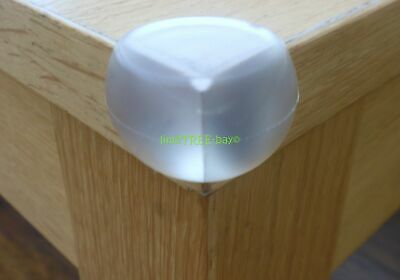 Baby Child Safety Table Desk Corner Edge Protectors  CHOOSE 1, 2, 3 or 4