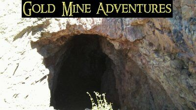 """AZ MINERAL LEASE, Past Producer, GOLD, Lode Claim, Mining Claim, """"Dry Gulcher"""""""