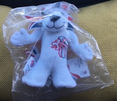 Efficient Bnwt Wenlock Offical Mascot Of London 2012 Olympics Plush Toy Olympic Memorabilia