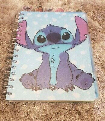 Disney Store Lilo And Stitch Notebook Note Pad Journal New