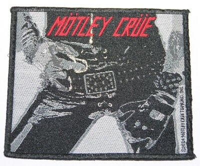 Mötley Crüe , Too fast for Love Patch, 2004