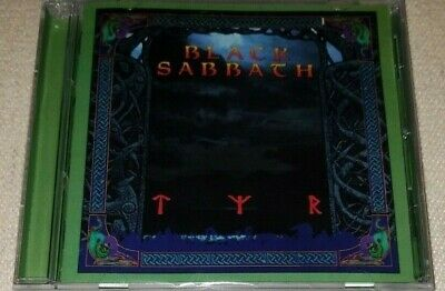 2CD BLACK SABBATH - Tyr (1990) + Headless Cross (1989) (RARE) sealed&new