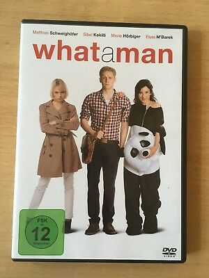 What A Man (2012) DVD