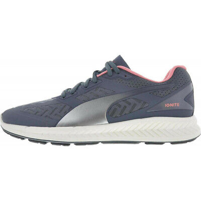 1bc823c4531 PUMA IGNITE POWER Cool Mens Running Shoes Grey Sports Trainers - EUR ...