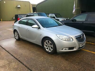 Vauxhall Insignia 2.0CDTi 16v ( 130ps ) ( Nav ) 2009 SRi (Nav) Spares or repair
