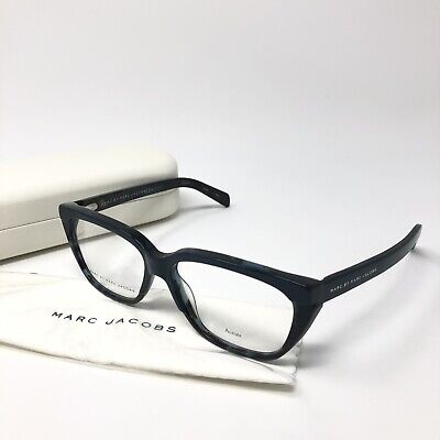 eb3bf982348 Marc by Marc Jacobs MMJ646 53-14-140 Designer Eyeglass Frames Glasses Blue   69