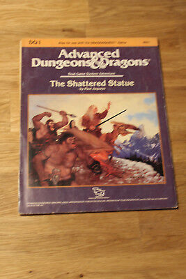 DQ1 The Shattered Statue (AD&D)