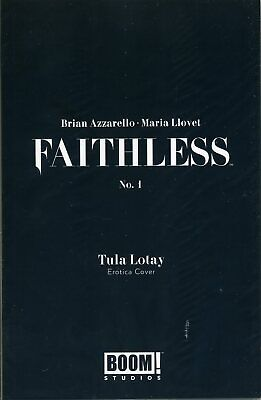 Faithless #1 (Of 5) Preorder Lotay Erotica  - Boom! - Black Bagged - Usa - I736