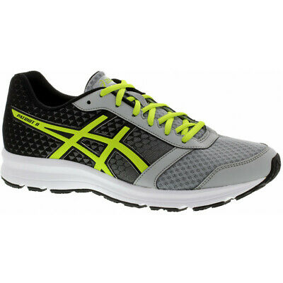 ASICS GEL PATRIOT 8 Running Shoes Grey Sports Trainers UK 5