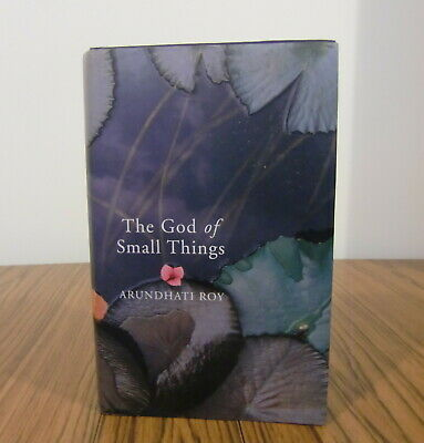 Arundhati Roy - The God of Small Things (Booker winner 1st edition)
