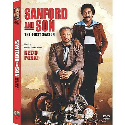 Sanford and Son - The First Season DVD 14 Episodes