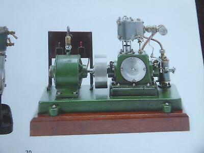 Live Steam Rare & Important Handbuilt Models Catalogue Age Date Makers Reference